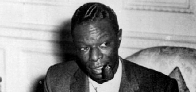 O m&#250;sico Nat King Cole