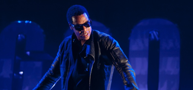 Jay-z durante show no Texas, EUA (19/03/2011)