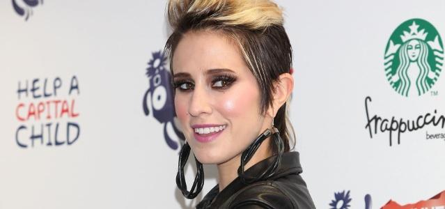 A cantora Dev em Londres (12/06/2011)
