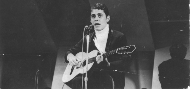 Chico Buarque em foto de 1968