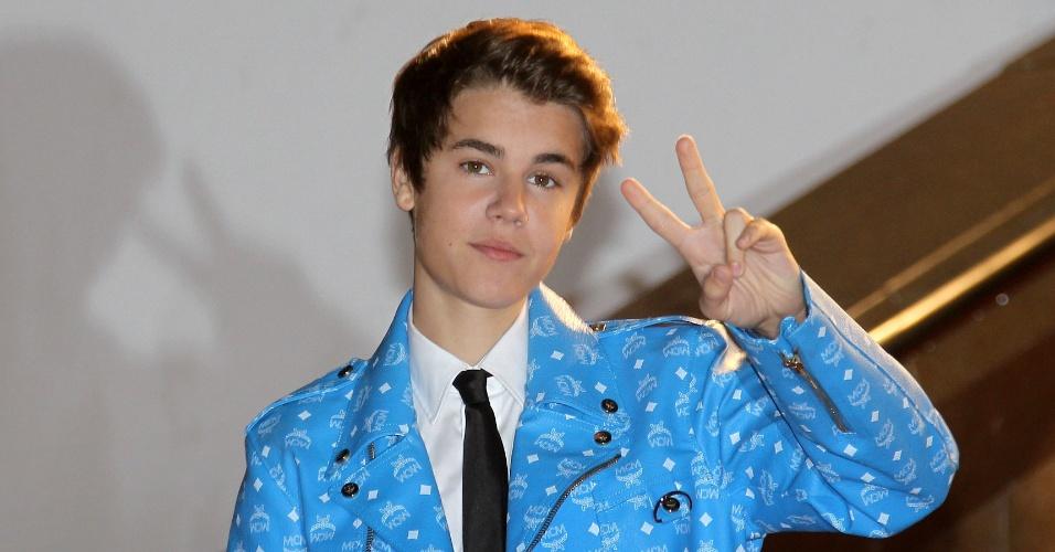 Justin Bieber (28/12/2011)
