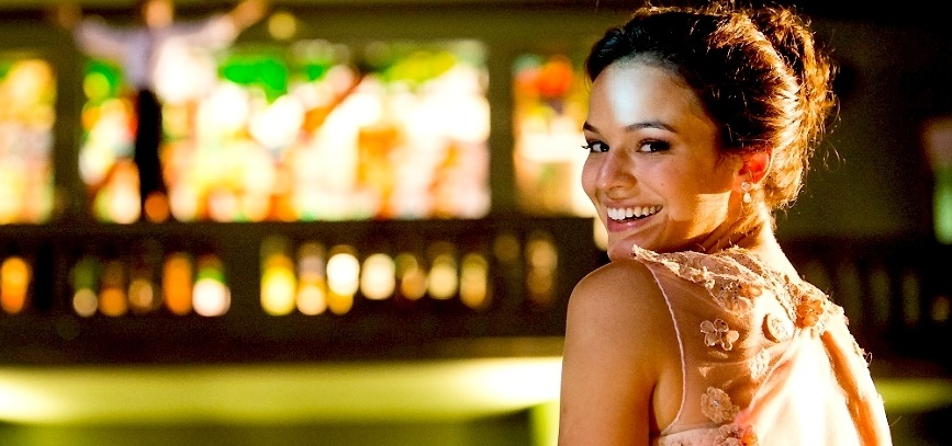 A personagem Helena (Bruna Marquezine) da novela