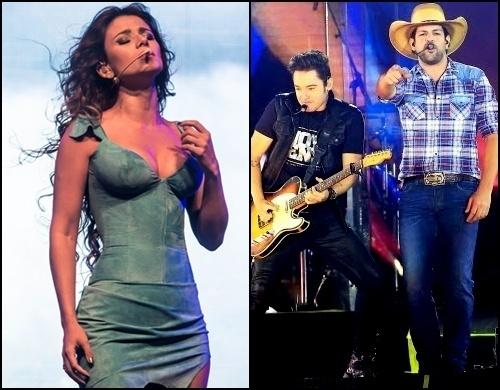 Paula Fernandes, Fernando & Sorocaba