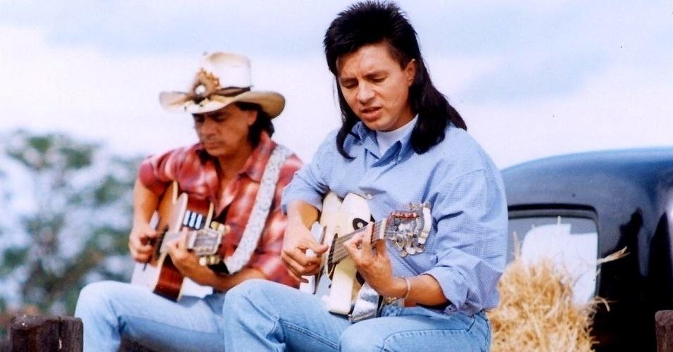 Chitãozinho & Xororó na década de 1990