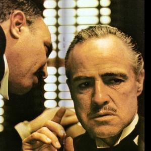 """Cena do filme """"O Poderoso Chefão"""" - Divulgação"""