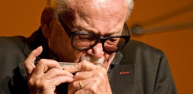 O gaitista de jazz Toots Thielemans - Jos Knaepen/site oficial