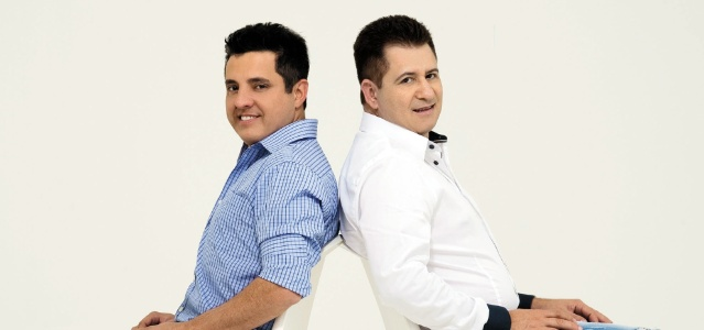 A dupla Bruno e Marrone em foto de divulgação