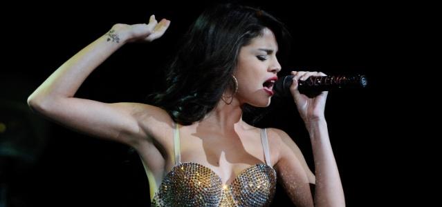 Selena Gomez se apresenta em Las Vegas (10/09/2011)