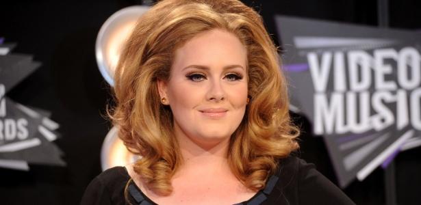 Adele recebeu indicações em quatro categorias da premiação Brit - Getty Images
