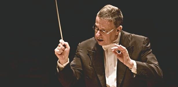 O maestro John Neschling - Divulgação