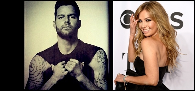 Ricky Martin e Thalía