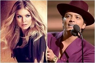 Fergie e Bruno Mars