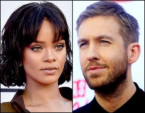 Rihanna e Calvin Harris
